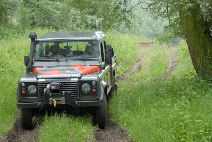 Land Rover 109 DIESEL
