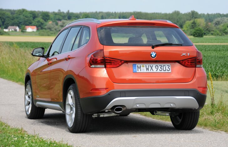 BMW X REIHE