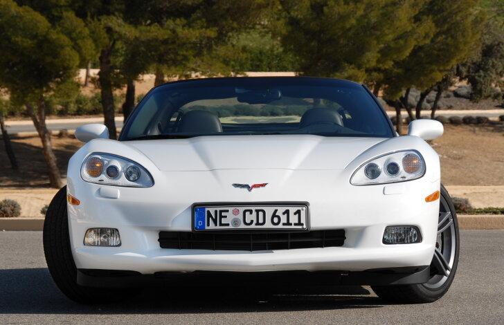 Chevrolet Usa Corvette